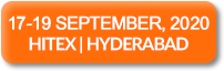 17-19 September, 2020 | HITEX | Hyderabad