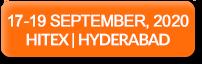 17-19 September, 2020 | HITEX | Hyderabad